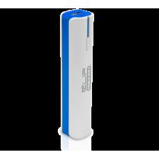 Kenergy | Cargador de batería portátil con linterna - 2600 mAh