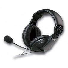 Auricular estéreo para juegos con control de volumen  3.5mm