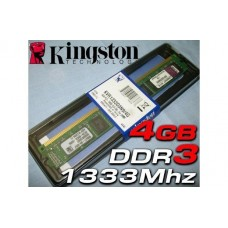 MEMORIA KINGSTON DDR3 4GB 1333
