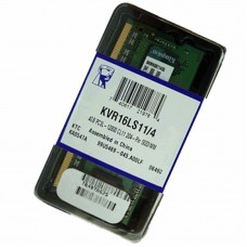 MEMORIA SODIMM KINGSTON 4GB 1600 1.35V