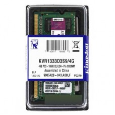MEMORIA SODIMM KINGSTON DDR3 4GB 1333